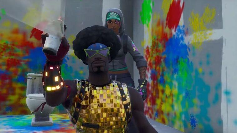 Bruno Mars'ın Finesse şarkısının klibi Fortnite'a uyarlandı