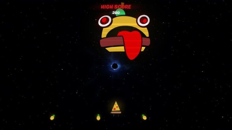 Fortnite'ın kara deliğinde Konami kodu bulundu