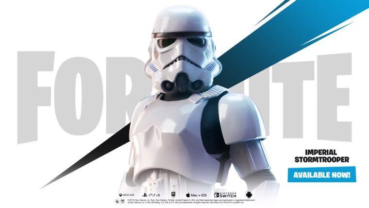 Fortnite x Star Wars videosu yayınlandı
