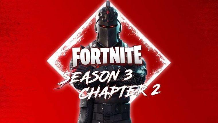 Fortnite Sezon 3 etkinliği ve güncellemesi ertelendi