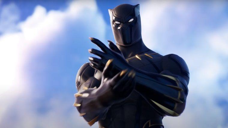 Black Panther Fortnite oyununa ekleniyor