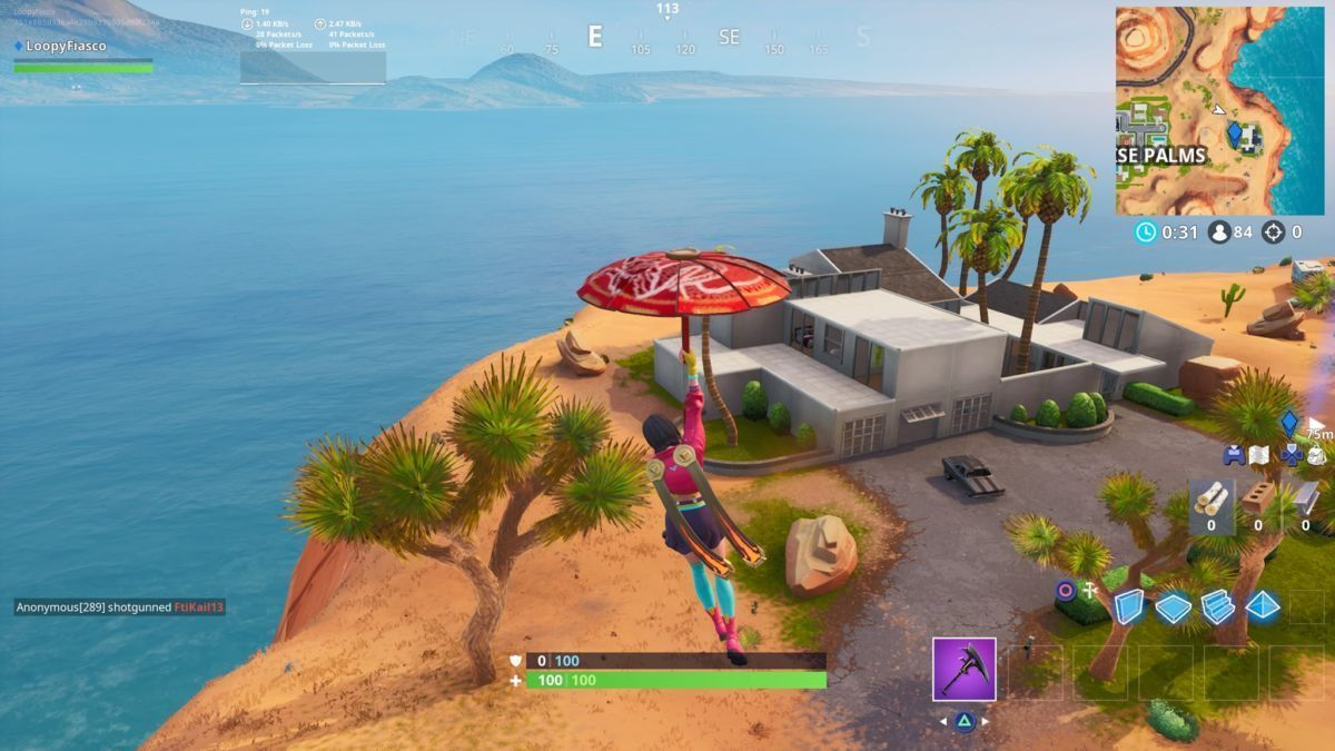John Wick'in evi Fortnite'a geldi