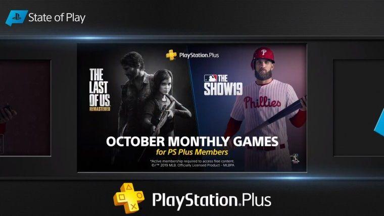 Playstation Plus'ın Ekim 2019 oyunları belli oldu