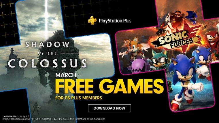 Playstation Plus Mart ayı oyunları belli oldu