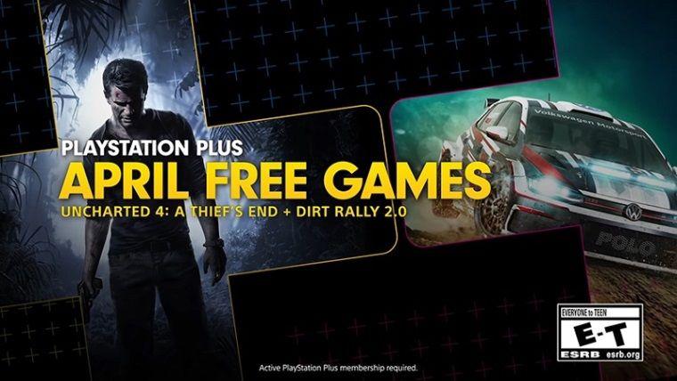 Playstation Plus, Nisan ayı oyunları resmi olarak açıklandı