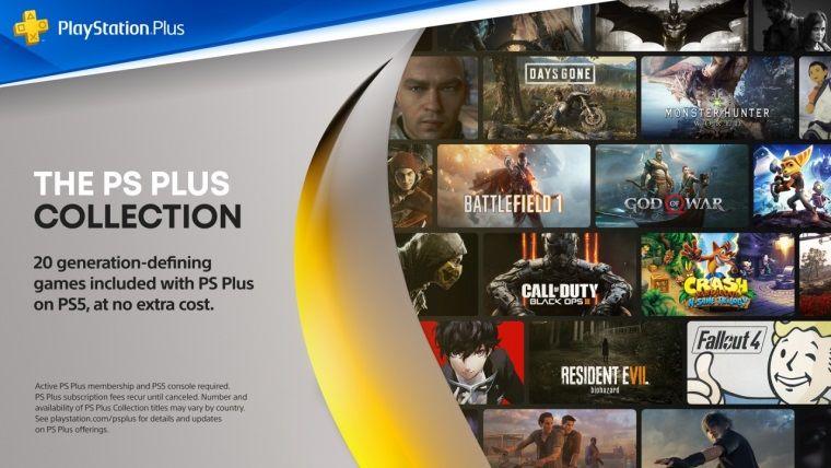 PlayStation Plus Collection'a gelecek oyunların tam listesi