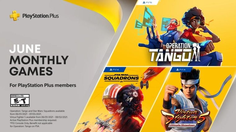PS Plus Haziran 2021 ücretsiz oyunları belli oldu