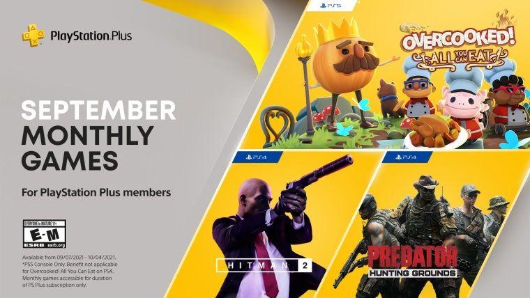 PlayStation Plus eylül oyunları resmi olarak açıklandı