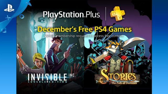 PS Plus - Aralık oyunları belli oldu
