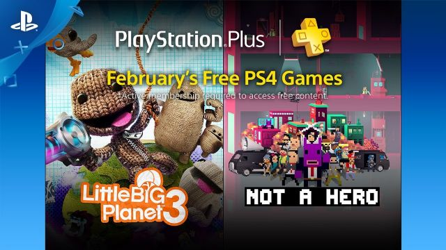 PS Plus - Şubat oyunları belli oldu