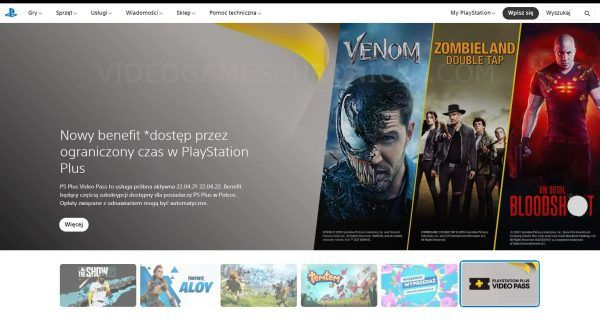 Playstation Plus Video service coming?
