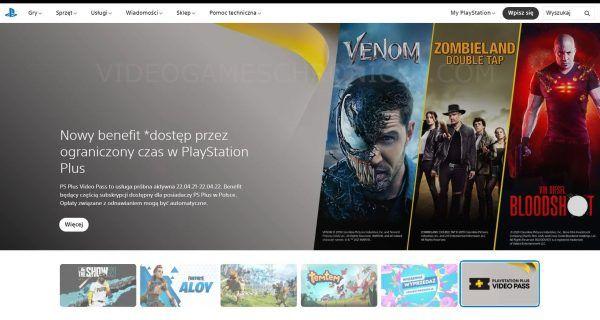 Playstation Plus Video servisi mi geliyor?