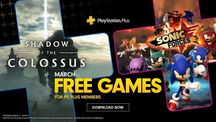 Playstation Plus Mart ayı oyunları an itibari ile indirilebilir