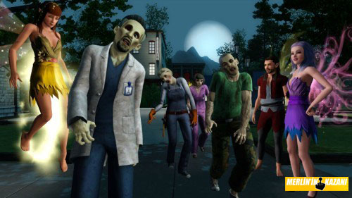 The Sims 3: Supernatural'ın tüm detayları