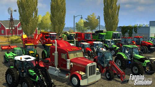 Farming Simulator 14 artık cebimizde