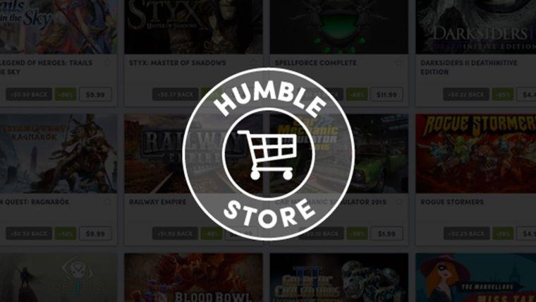 Humble Bundle'da PlayStation 4 oyunlarına özel indirim başladı