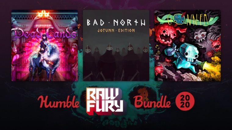 Humble Bundle, Raw Fury 2020 paketini yayınlandı