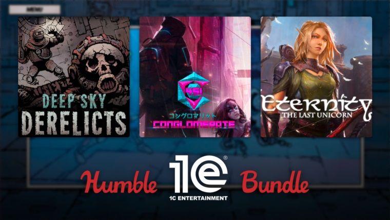 1C Entertainment oyunları Humble Bundle indirimlerinde