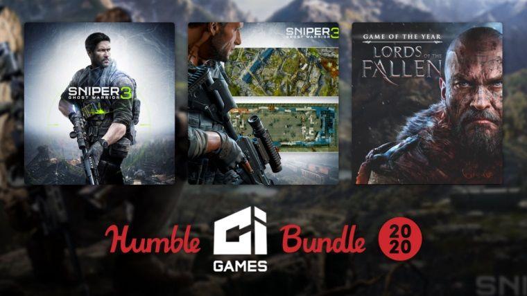 CI Games oyunları Humble Bundle indirimlerinde