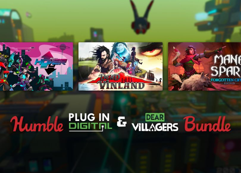 Humble Bundle: Plug In Digital & Dear Villagers sizlerle