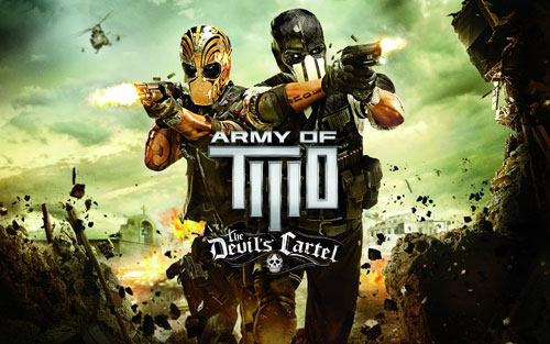 Army of Two: The Devil's Cartel için son görüntüler yayımlandı!