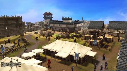 Runescape'e oyunculardan içerik geliyor!