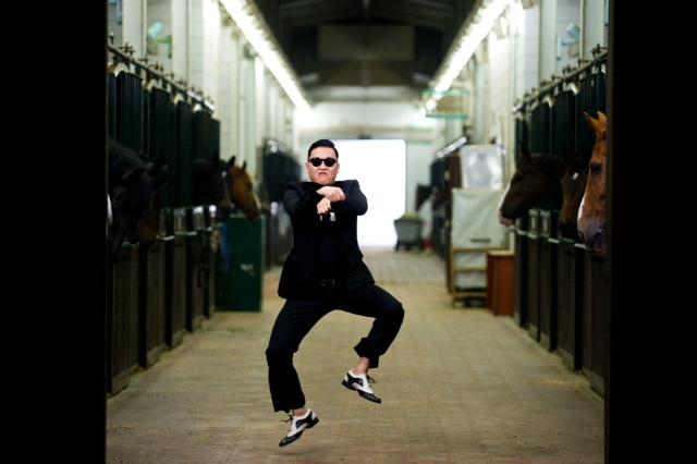 Just Dance 4 ve Psy sonunda buluştu!