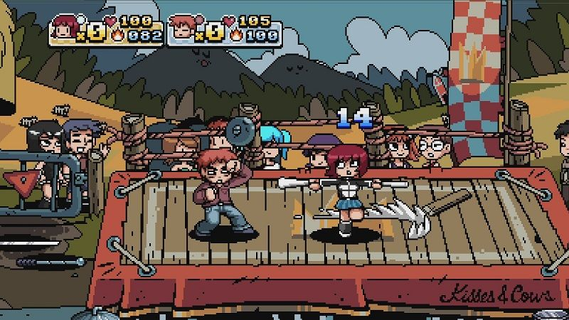 Scott Pilgrim vs The World: The Game Complete Edition inceleme