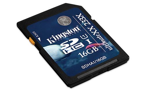 Kingston'dan fotoğraf tutkunlarına ultra hızlı SD kart