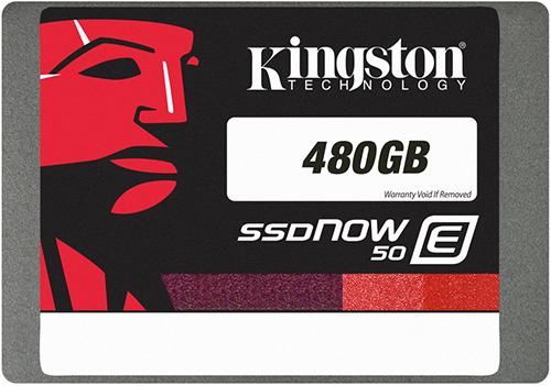 Kingston, SSDNow E50'yi Gururla Sunar!