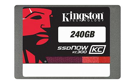 Kingston, yeni KC300 SSD'sini gururla sunar