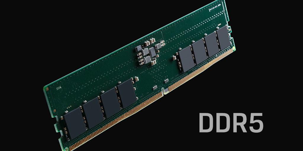 Kingston, DDR5 belleklerde Intel onayını alan ilk 3.parti tedarikçi oldu