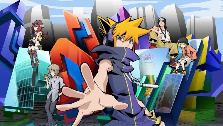 The World Ends With You animesinden ilk fragman geldi