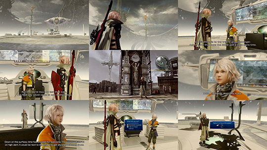 Lightning Returns: Final Fantasy XIII'ten son görüntüler