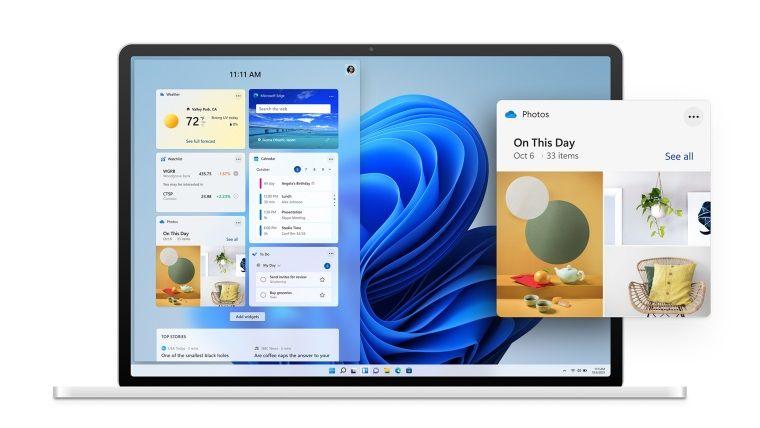 Windows 11 çıkış versiyonu beta kullanıcıları için artık aktif