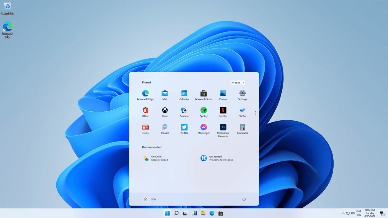 Windows 11 çıkış