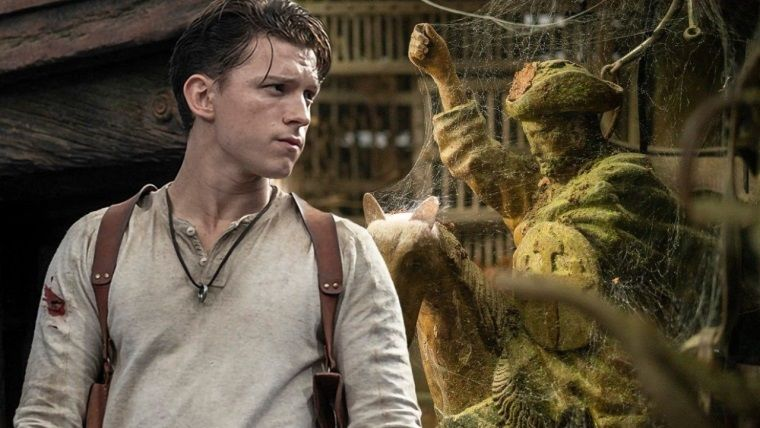 Tom Holland'lı Uncharted filmi ertelendi
