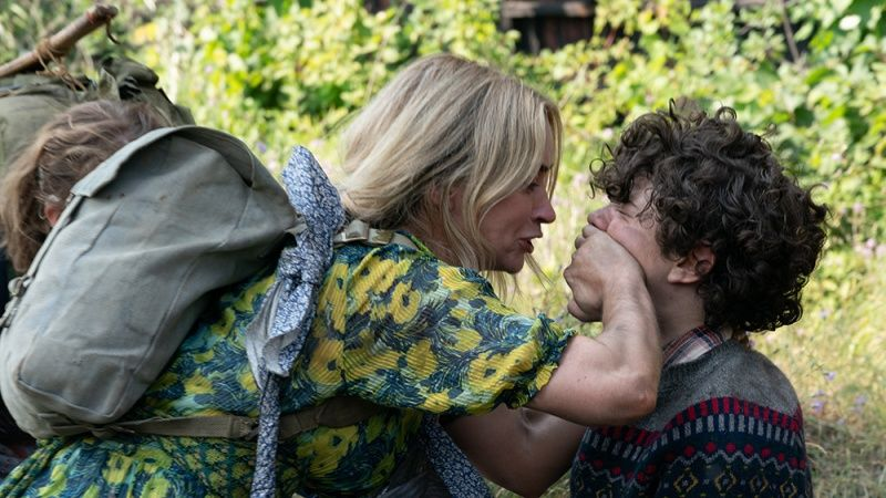 A Quiet Place 2 movie hits record opening