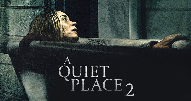 A Quiet Place 2 movie's release date is set back