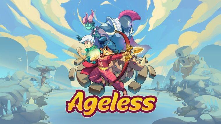 Bulmaca platform oyunu Ageless'ın çıkış tarihi açıklandı
