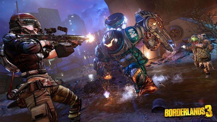 Borderlands 3, Xbox One X'te 4K ve 60 FPS'te çalışacak!