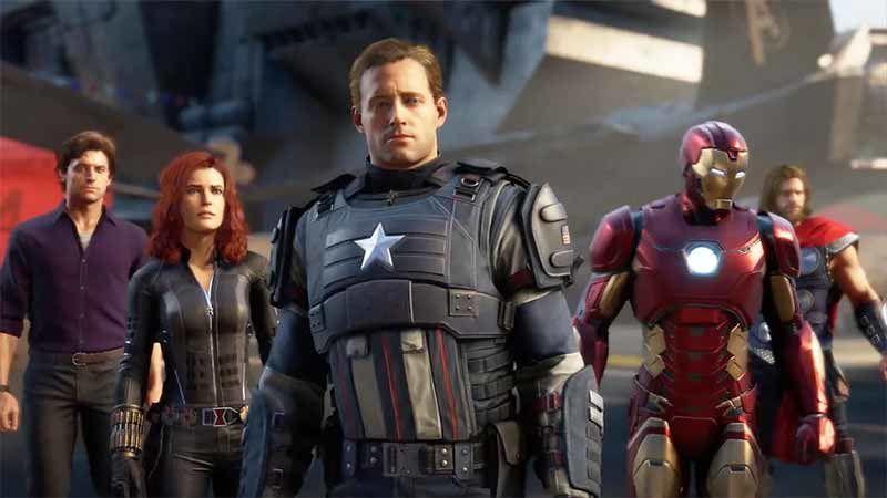 Yeni Marvel oyunu ile tanışmaya hazır olun