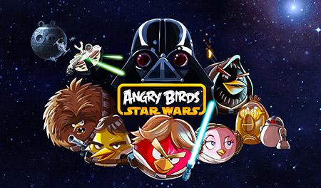 Angry Birds: Star Wars platform değiştiriyor