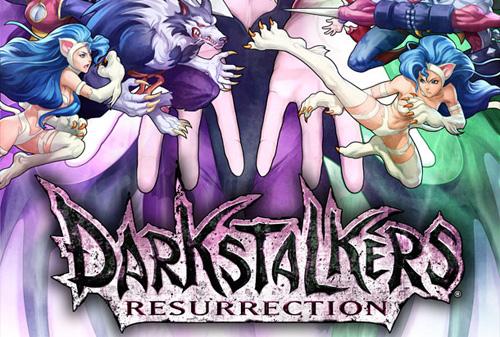 Darkstalkers: Resurrection için iki mod daha