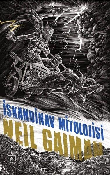 Usta yazar Neil Gaiman'dan İskandinav Mitolojisi