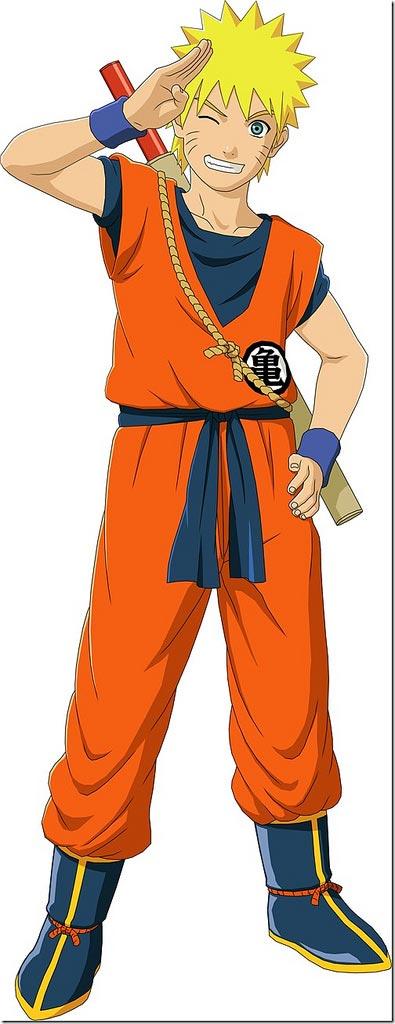 Ultimate Ninja Storm 3'te, Goku ile Naruto bir arada!