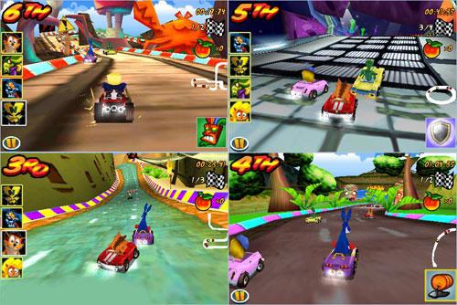 LittleBigPlanet Karting'le Sackboy geri geldi
