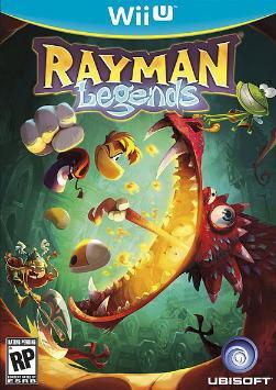 Rayman Legends için görüntüler yayımlandı
