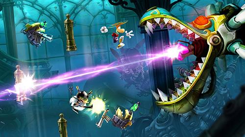 Rayman Legends yeni nesle geliyor!
