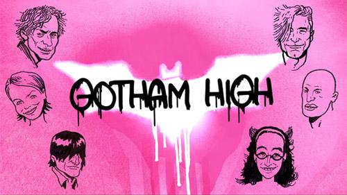 Gotham lise yıllarına dönüyor